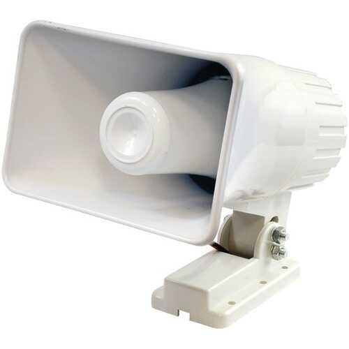 """Pyle Home(R) PHSP4 6"""" Indoor/Outdoor 50-Watt PA Horn Speaker"""