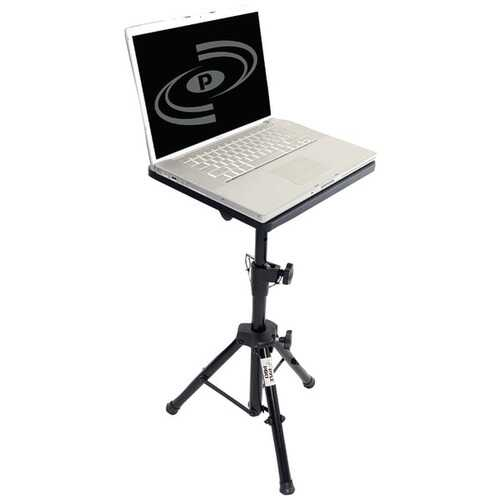 Pyle Pro PLPTS2 Pro DJ Tripod Adjustable Notebook Computer Stand