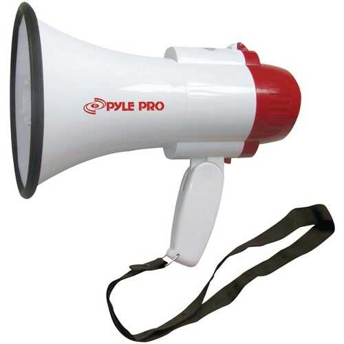Pyle Pro(R) PMP30 30-Watt Professional Megaphone/Bullhorn