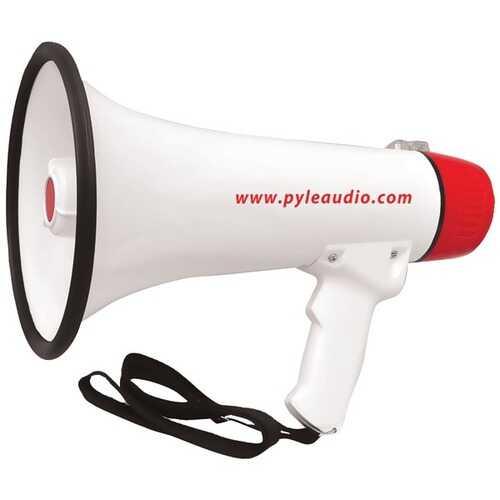 Pyle Pro(R) PMP48IR 40-Watt Professional Megaphone/Bullhorn