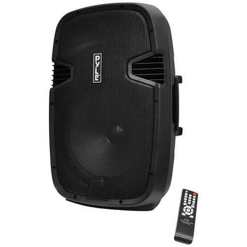 Pyle Pro PPHP152BMU 1,000-Watt Portable Bluetooth PA Loudspeaker System