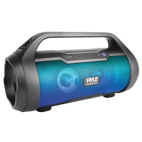 Pyle PBMWP185 Portable Bluetooth Speaker Radio System