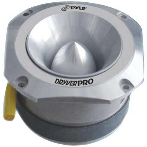 Pyle PDBT31 Dryver Pro Series 1.5'' 500-Watt Heavy-Duty Titanium Super Tweeter