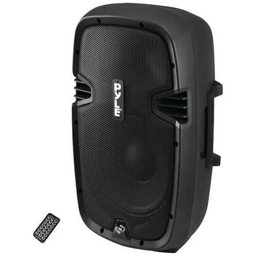 Pyle Pro PPHP1537UB Bluetooth Loudspeaker PA Cabinet Speaker System