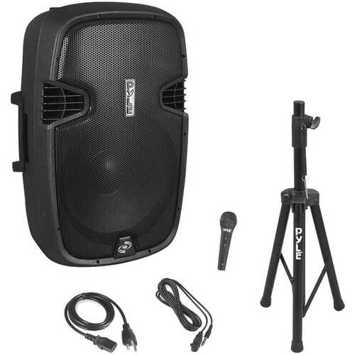 Pyle PPHP155ST Wireless Portable Bluetooth PA Speaker System