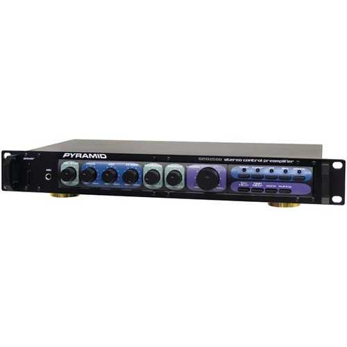 Pyramid PR2500 Professional Home Studio Preamp