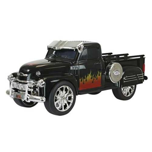 QFX BT-1953BLK Chevy On the Go Light and Sound Bluetooth Speaker (Black)
