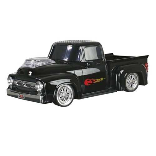 QFX BT-1956BLK Ford On the Go Light and Sound Bluetooth Speaker (Black)