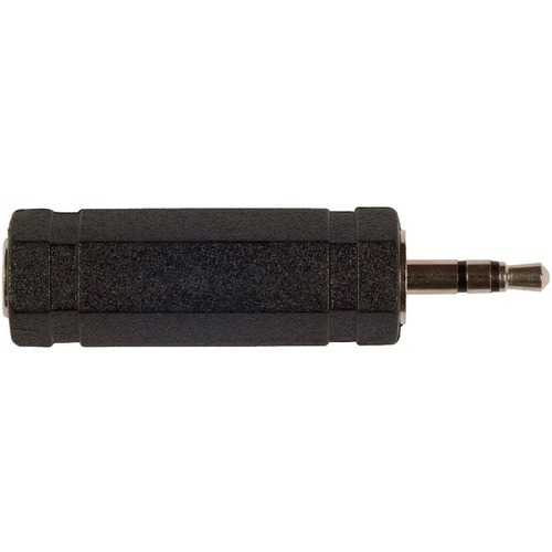 "RCA AH203R Stereo 3.5mm Plug to 1/4"" Jack"