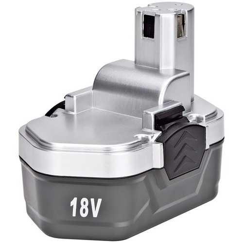 Genesis(TM) GAB18B 18-Volt NiCd Replacement Battery