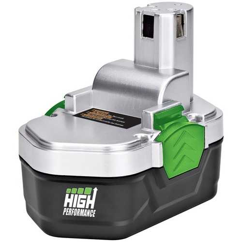 Genesis(TM) GAB18HP 18-Volt High-Performance NiCd Replacement Battery