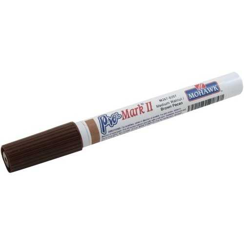 Mohawk Finishing Products M267-0207 Pro-Mark Touch-up Marker (Medium Walnut/Brown Pecan)