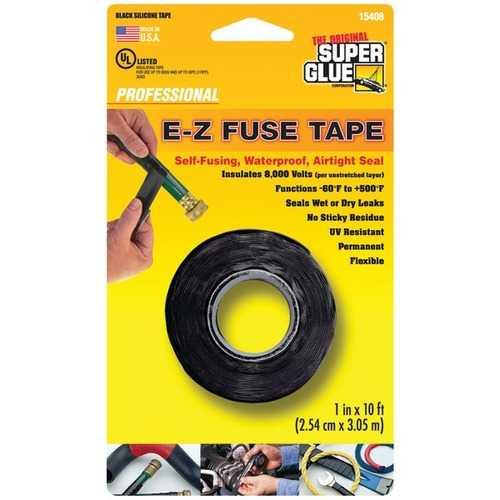 The Original SuperGlue 15408 E-Z Fuse Tape, 10ft
