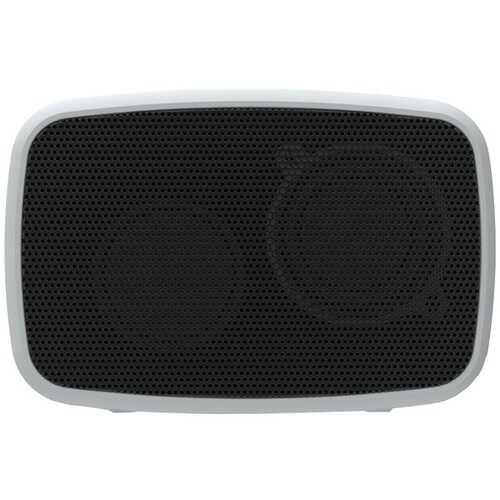 Ematic ESQ206SL Rugged Life NOIZE Bluetooth Speaker (Silver)