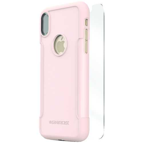 SaharaCase C-A-IX-ROG Classic Protective Kit for iPhone(R) X (Rose Gold)
