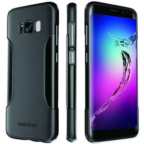 SaharaCase COC-S-S8-BK Classic Case for Samsung(R) Galaxy S(R) 8 (Mist)