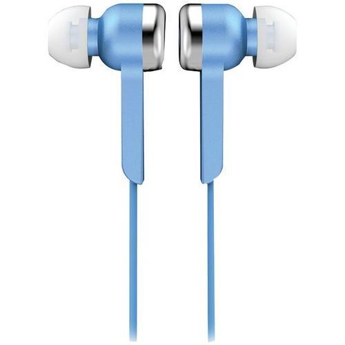 Supersonic IQ-113 BLUE IQ-113 Digital Stereo Earphones (Blue)