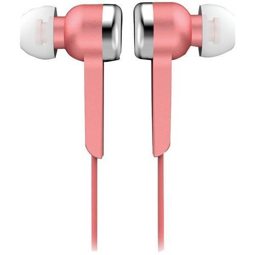 Supersonic IQ-113 PINK IQ-113 Digital Stereo Earphones (Pink)