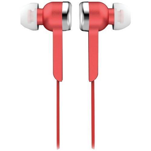 Supersonic IQ-113 RED IQ-113 Digital Stereo Earphones (Red)