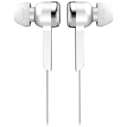 Supersonic IQ-113 WHITE IQ-113 Digital Stereo Earphones (White)