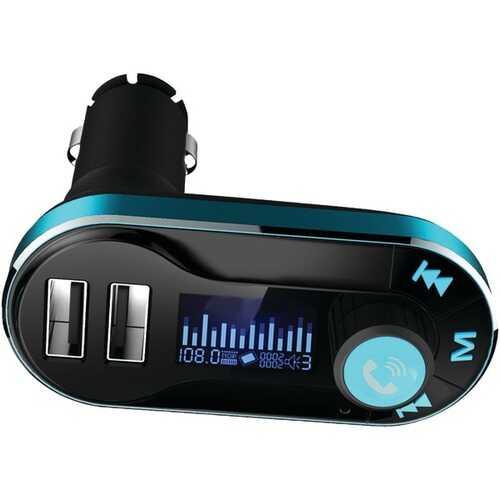 Supersonic IQ-211BT Bluetooth Wireless FM Transmitter