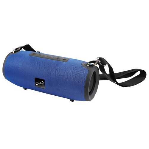 Supersonic SC-2325BT- Blue Portable Bluetooth Speaker with True Wireless Technology (Blue)