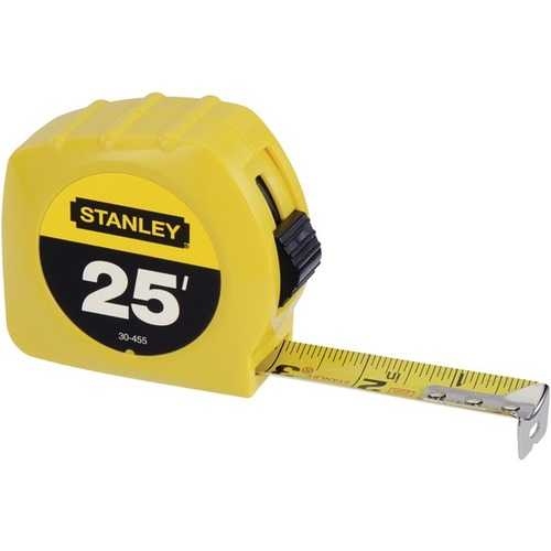 STANLEY(R) 30-455 Tape Measure (25ft)