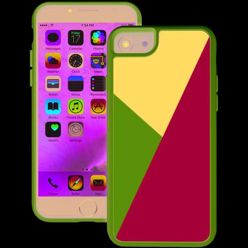 Trident(TM) Case SAIH7Z3 Style Series Case for iPhone(R) 7/7s (Lilac Purple)