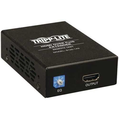 Tripp Lite B126-1A0 HDMI Over CAT-5 Active Extender Remote Unit
