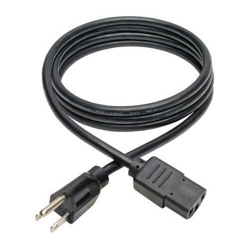 Tripp Lite P006-006 18-AWG Universal Computer Power Cord (6ft)