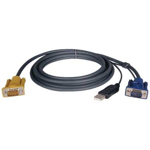 Tripp Lite P776-006 KVM Switch USB Cable Kit, 6ft