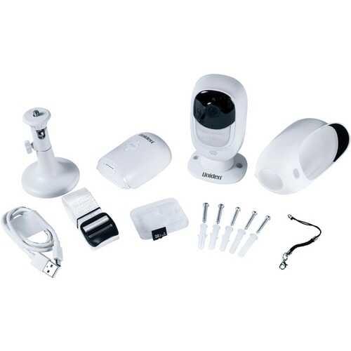Uniden SCP1 Solo Color Security Camera