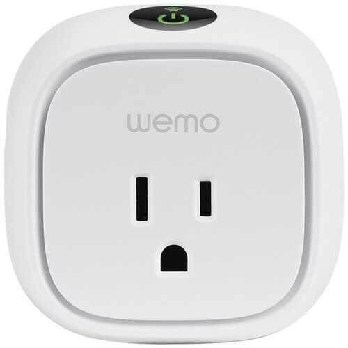 Wemo F7C029FC Insight Smart Plug