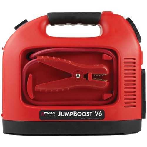 Wagan Tech 7551 JumpBoost V6 Jump Starter