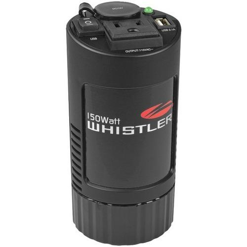 Whistler XP150i XP Series 150-Watt-Continuous Cup-Holder Power Inverter