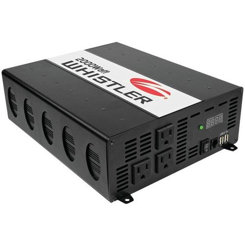 Whistler XP2000i XP Series 2,000-Watt-Continuous Power Inverter