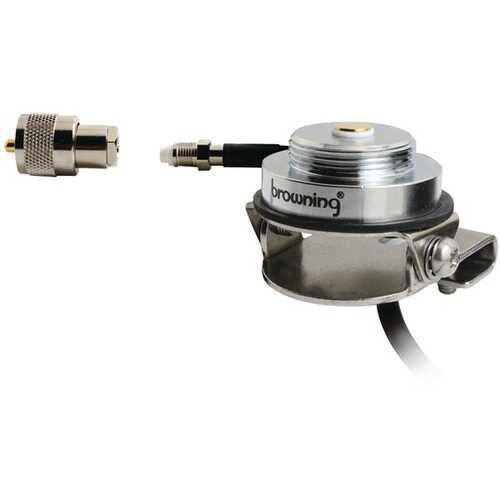 Browning BR-1024-UHF Adjustable NMO Trunk Mount