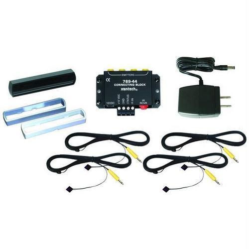 Xantech DL85K LCD/CFL-Proof Dinky Link IR Receiver Kit