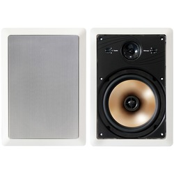 """BIC America HT8W 8"""" 3-Way Acoustech Series In-Wall Speakers"""