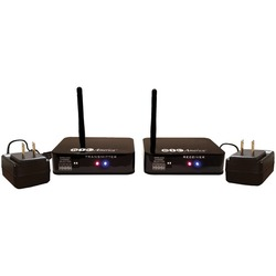 Category: Dropship Hobby, SKU #BICWTRSYS, Title: BIC America WTR-SYS 4-Channel Wireless Audio Transmitter/Receiver System
