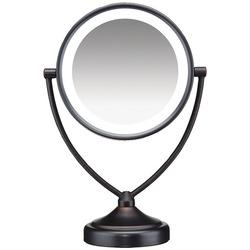 Conair BE122BRAM Illuminations 1x/10x Fluorescent Vanity Mirror