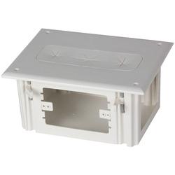 DataComm Electronics 45-0010-WH Recessed Media Box