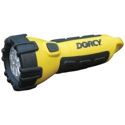 Dorcy 41-2510 Active Series 55-Lumen 4-LED Carabiner Waterproof Flashlight