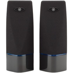 Digital Innovations 4330100 AcoustiX Multimedia 2.0 Speakers