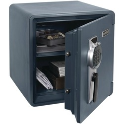Category: Dropship Safety Equipment, SKU #FAT2092DF, Title: First Alert 2092DF 1.31 Cubic-ft Waterproof Fire Safe with Digital Lock