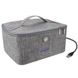 iLive IAA700G Large UV Sanitizer Travel Case