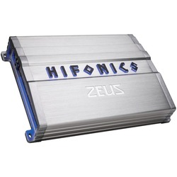 Category: Dropship Automotive, SKU #HIFZG24001D, Title: Hifonics ZG-2400.1D ZEUS Gamma ZG Series 2,400-Watt Max Monoblock Class D Amp