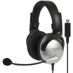 KOSS 178203 SB45 USB Full-Size Over-Ear Communication Headset