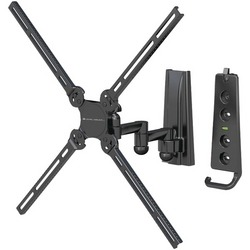 "Level Mount DC37DJ 10""-50"" Dual-Arm, Full-Motion Flat Panel Mount"