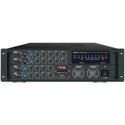 Category: Dropship Sound, SKU #PYLPMXAKB2000, Title: PYLE PRO(R) PMXAKB2000 2,000-Watt Bluetooth Stereo Mixer Karaoke Amp